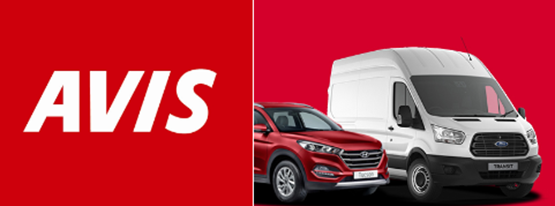 Image for Up to 15% off Avis car and van rental