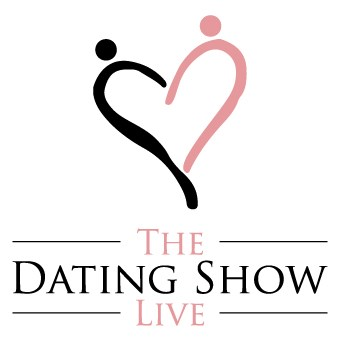The dating show live logo