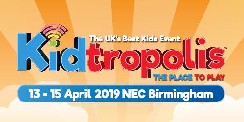 Kidtropolis Logo 2019