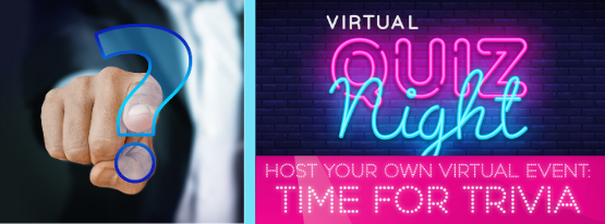 Image for Host a virtual quiz night:  time for trivia