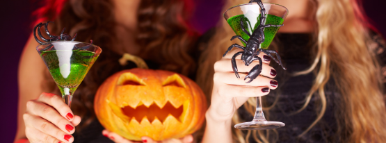 Image for Halloween cocktails